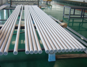 Duplex steel /super duplex steel seamless tubes